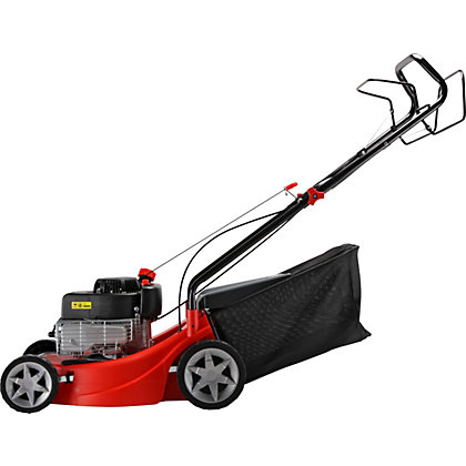 Image for Sovereign 150cc Petrol Self-propelled Rotary Lawn Mower - 40cm from StoreName