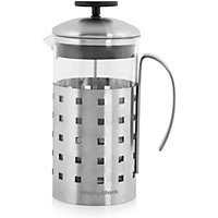 Morphy Richards Accents 8 Cup 1000ml Cafetiere - S.Steel.