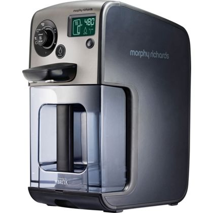 Delonghi Coffee Maker Homebase : Morphy Richards 131000 Redefine Hot Water Dispenser - Black.