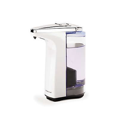 Image for Simplehuman Sensor Soap Pump - White from StoreName