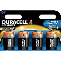 Duracell Ultra MX 1300 D - Packet of 2
