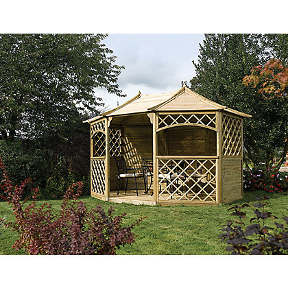 Image for Rowlinson Sandringham Gazebo from StoreName