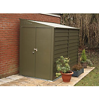 Trimetals High Security Motorbike Shed - 9x5ft