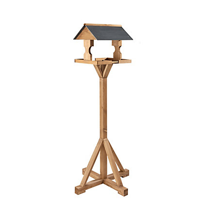 Image for Gardman Cottesmore Wooden Bird Table from StoreName