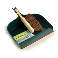 Jumbo Shovel Pan with Hand brush