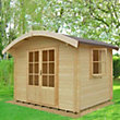 Savanna Log Cabin - 10ft x 12ft