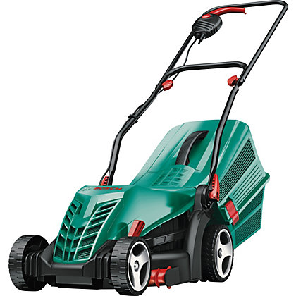 Image for Bosch Rotak 34-13 Electric Rotary Lawn Mower from StoreName