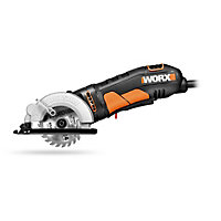 Worx WX423 Compact Electric Circular Saw - 400W - 85mm