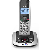 BT 3520 Cordless Telephone with Answer Machine - Single