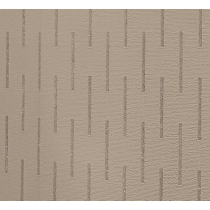 Image for Sparkle Wallpaper - Taupe from StoreName