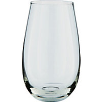 Clear Glass Hiball