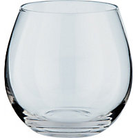 Clear Glass Tumbler