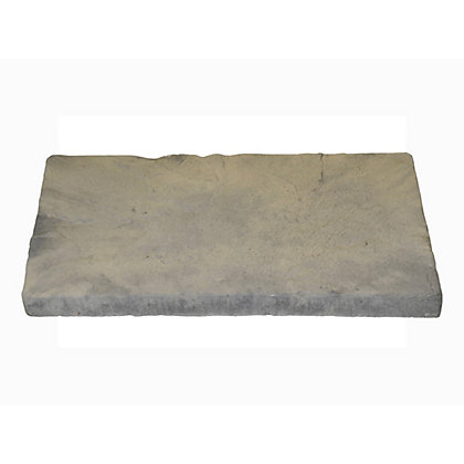 Image for Brett Walton Paving Single Size Patio Pack 600x300mm 12.10sq m 64 Pack - Mink from StoreName