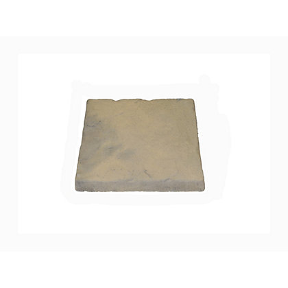 Image for Brett Walton Paving Single Size Patio Pack 300x300mm 6.15sq m 64 Pack - Cashmere from StoreName