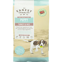 Ernest Charles Turkey and Rice Puppy Food - 12kg