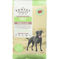 Ernest Charles Turkey and Rice Adult Dog Food - 12kg