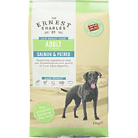 Ernest Charles Salmon and Potato Adult Dog Food - 12kg