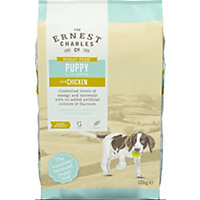 Ernest Charles Chicken Puppy Food - 12kg