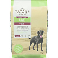 Ernest Charles Beef Adult Dog Food - 12kg