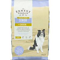 Ernest Charles Chicken Senior Dog Food - 12kg