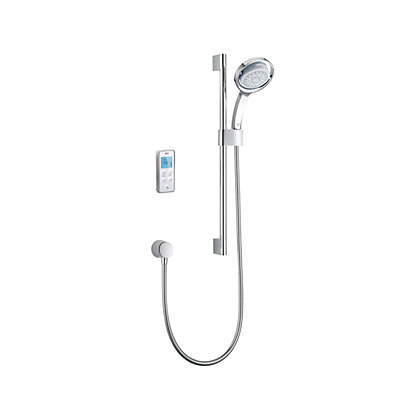 Image for Mira Vision Rear Fed Pumped Electric Shower - 2.5kw from StoreName