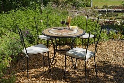 Black Garden Furniture Clearance Perfect for Relaxing & Outside Dining