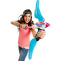 Nerf Super Soaker Rebelle Dolphina Bow.