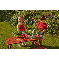 Chad Valley Children's Gnome Gardening Set.
