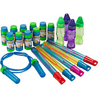 Chad Valley 20 Piece Bubbles Party Set.
