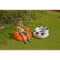 Chad Valley Inflatable Children's Chair.