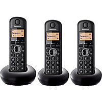 Panasonic Cordless Telephone - Triple.
