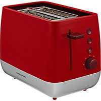 Morphy Richards 2 Slice Chroma Toaster - Red.