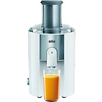 Braun J500 Juicer - White.