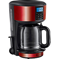 Russel Hobbs Legacy Filter Coffee Maker - Red.