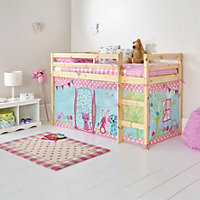 Creature Friends Tent for Shorty Mid Sleeper Bed Frame.