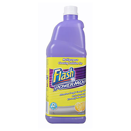 Image for Flash Power Mop Replacement Liquid Refill - 1L from StoreName