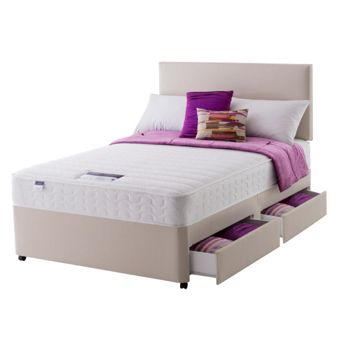 Silentnight Contemporary Bed