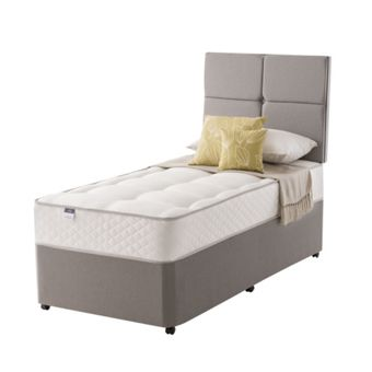 Silentnight Damask Firm Bed