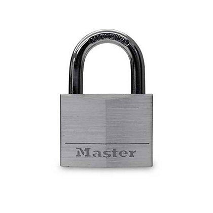 Image for Master Lock Aluminium Padlock - 50mm from StoreName