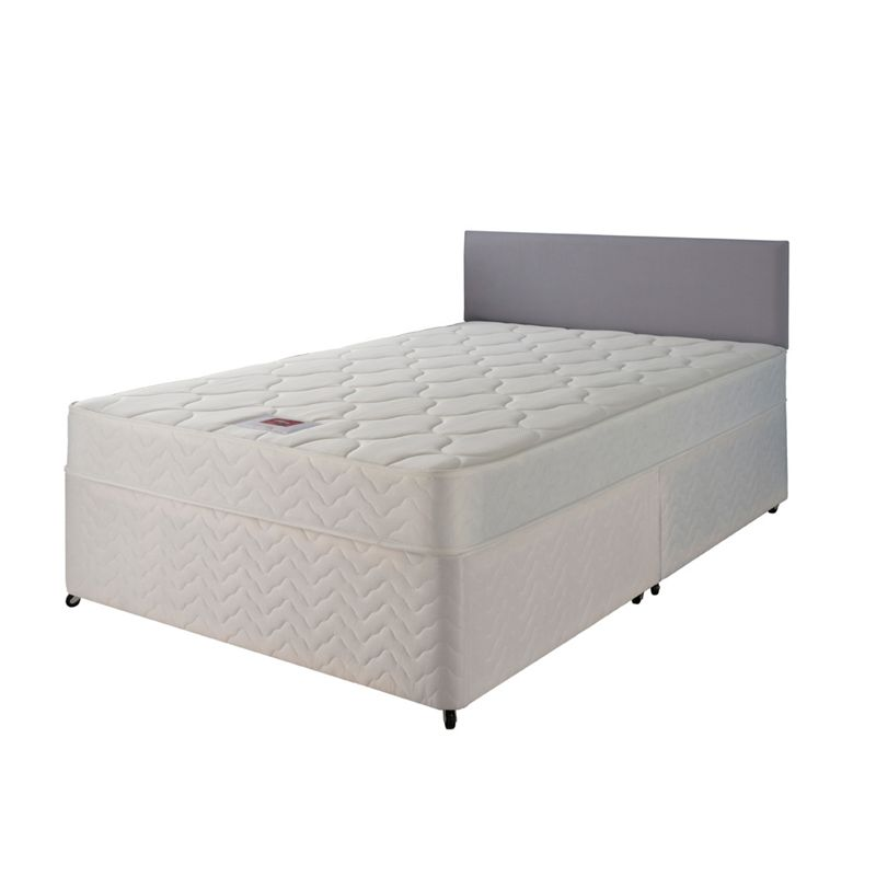 Airsprung Hollis Memory Double Divan Bed