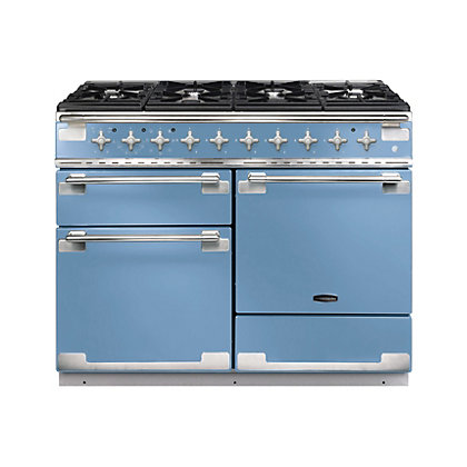 Image for Rangemaster Elise 110cm Dual Fuel Range Cooker - China Blue from StoreName