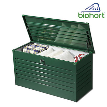 Image for Biohort Leisure Time Green Garden Storage Box 100 - 3ft x 1ft 3in from StoreName