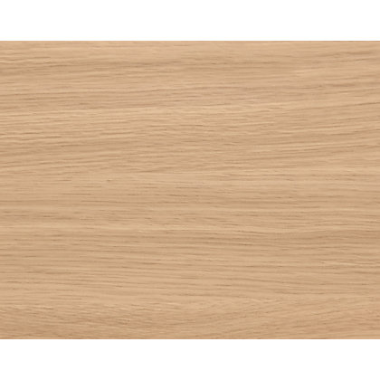 Image for Schreiber Fitted Slimline WC Unit Door - Light Oak Shaker from StoreName