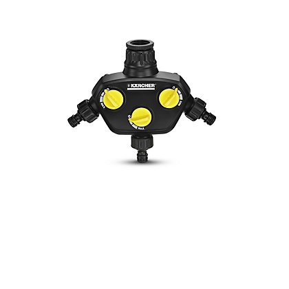 Image for Karcher 3 Way Tap Adaptor from StoreName