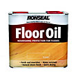 Ronseal Floor Oil Clear - 1L