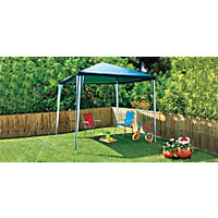 Square Large Garden Gazebo.