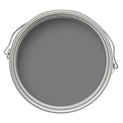 Image for Dulux Travels in Colour Monument Grey Matt Emulsion Paint - 2.5L from StoreName