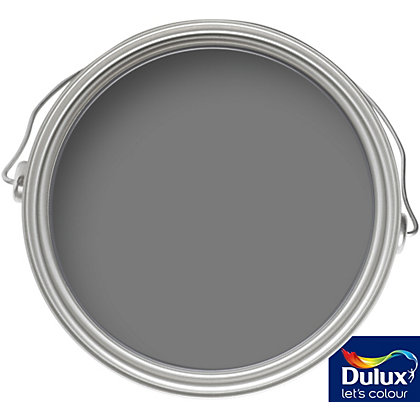 Image for Dulux Travels in Colour Monument Grey Matt Tester Paint - 50ml from StoreName