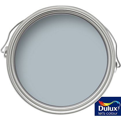 Image for Dulux Travels in Colour Steel Parade Matt Tester Paint - 50ml from StoreName