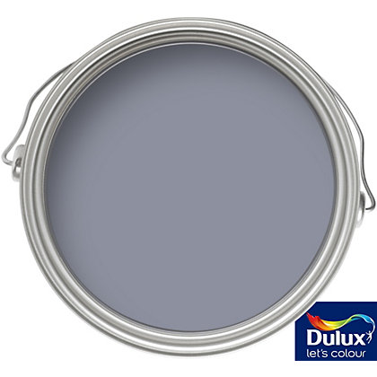 Image for Dulux Travels in Colour Amethyst Starling Matt Tester Paint - 50ml from StoreName
